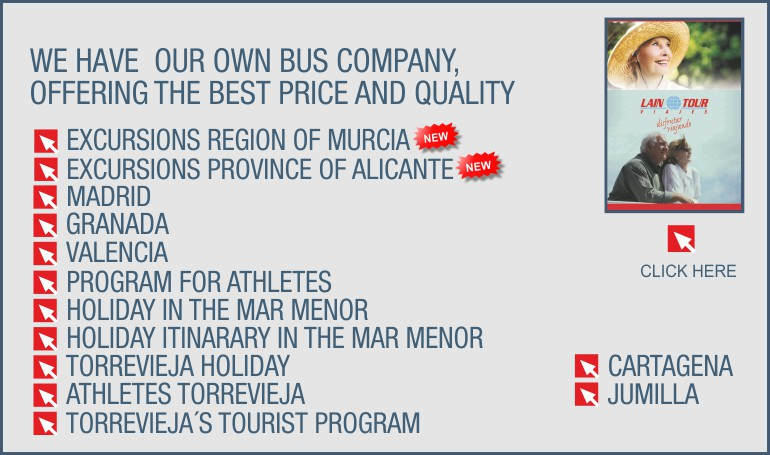 WE HAVE  OUR OWN BUS COMPANY, OFFERING THE BEST PRICE AND QUALITY